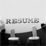 Image: 4 Tips for Designing a Resume That Will Get You Hired