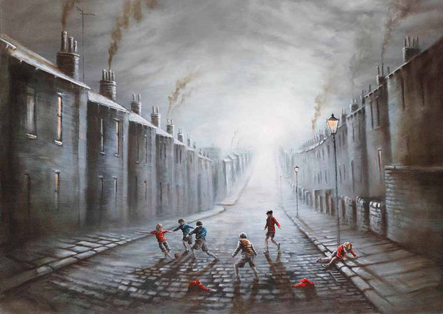 Jumpers For Goalposts, Bob Barker