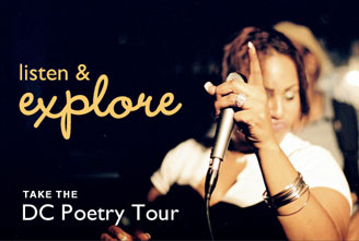 Washington, DC, Poetry Tour