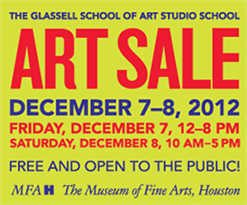 Glassell School of Art SALE
